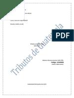 Ejercicio 6 Tributos de Guatemala Derecho