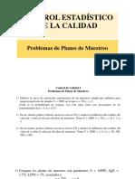 Problemas de Planes de Muestreo (1)