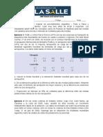 Taller 5.  Pruebas de Hipotesis Para Dos Medias - Intervalo de Confianza - Con Varianza Desconocida
