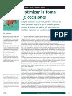 optimizar la toma de decisiones.pdf