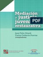 Fundamentos y mecanismos de la justicia restaurativa