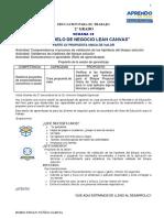 2° SEMANA 30 MI MODELO DE NEGOCIO LEAN CANVAS XV