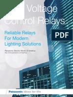 Panasonic Controlrelay Catalog.pdf