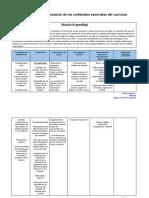 Identificación y Planeación de los contenidos esenciales del currículo (2)