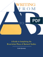 Dissertation Writing from A to B.pdf