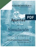 Apuntes de Simulación 2014 (ITDTG)
