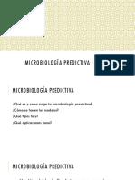 1 MP Que es la Microbiologia Predictiva