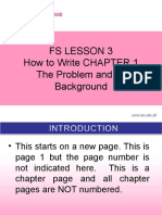 FS LESSON 3 HOW TO WRITE CHAPTER 1.ppt