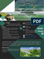 RIEGO TECNIFICADO ENFOQUE COMUNITARIO V1