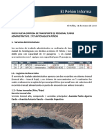 EPI CAMBIO EMPRESA TRANSPORTE SERVICIO ADMINISTRATIVO Y 7X7 ANTOFAGASTA