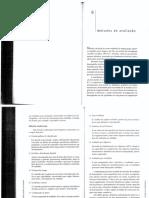 Métodos de avaliação