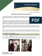 EPI Inicio campaña de vacunación contra la Influenza