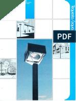 Spaulding Lighting Tequesta (Square) Spec Sheet 1-83