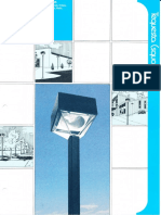 Spaulding Lighting Tequesta (Square) Spec Sheet 8-84