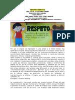 Etica respeto 7