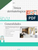 Clínica de dermatología