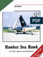 4+ Publication Hawker Sea Hawk