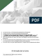 PresentaciónCartas INA
