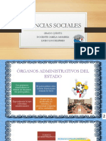 Órganos Administrativos del Estado (2)