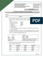 Evaluacion 2 Competencia Financiera