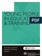 Young people in education and training