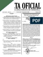 GO 41.959 REGULACIÓN AERONÁUTICA VENEZOLANA 111 (RAV 111)