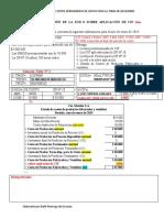 Taller de SUB o SOB aplicacion 2020-2