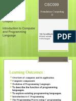 Chapter 1 - Intro to Programming Language 20182019.pptx