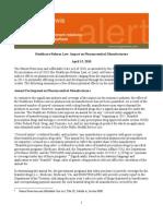 WashGRPP Impact on Pharma Manufacturers LF 15apr10