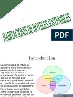 Hoteles :Habitaciones Sostenibles
