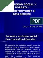 exclusionsocialypobrezaenelperu-090527201903-phpapp02