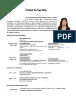 CV Ingeniería de Sistemas