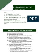 KEANEKARAGAMAN HAYATI_Kuliah1
