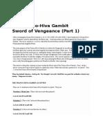 The Kahiko-Hula Franco- Hiva Gambits