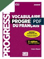 Vocabulaire Progressif Du f b2c1
