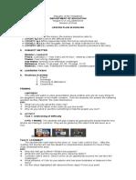 demo lesson plan walang assessment