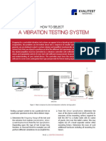 Sentek_How to select a Vibration Testing System_Kvalitest Industrial