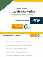 Sessão 6 - UFCD de Plano de Marketing