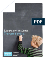 Stress Lessons Toolkit French
