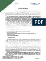 LAUDO DE VIZINHANÇA - PORTO SEGURO - 1091