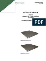 Tandberg-EN8090-manual