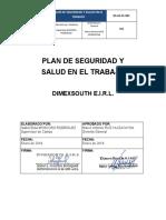 1.-PLAN ANUAL DE SEGURIDAD DIMEXSOUTH(1)