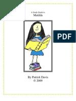Matilda activities