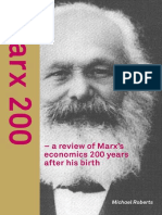 Michael Roberts - Marx 200_ A review of Marx's economics 200 years after his birth-lulu.com (2018).epub