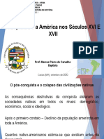 Aula 05 - A Espanha e a América nos Séculos XVI e XVII