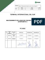 PROCEDIMIENTO Losas de Concreto Armado.docx