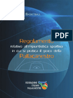 regolamento impianti sportivi ultimo 2015