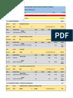 GRUPO 04 - Análisis de Costos Unitarios