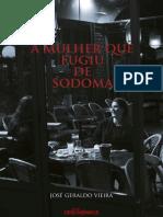 A Mulher Que Fugiu de Sodoma - Jose Geraldo Vieira (1)
