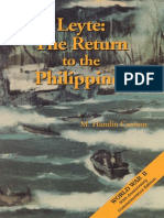 Leyete the Return to the Philippines